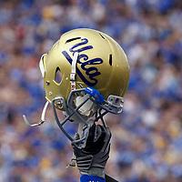UCLA Sports - Football Helmet<br /> <br /> Copyright ASUCLA Photography