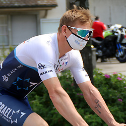 GSTAAD (SUI) CYCLING<br /> Tour de Suisse stage 4<br /> Sep Vanmarcke