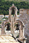 Croatia, Dubrovnik, the Walled Old City belfry