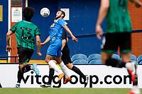 Adam Thomas. Stockport County FC 0-1 Rochdale FC. Pre Season Friendly. 22.8.20