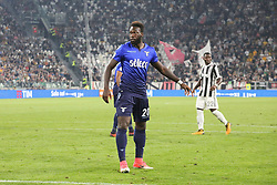 October 14, 2017 - Turin, Piedmont, Italy - Felipe CAICEDO (SS Lazio) during the Serie A football match between Juventus FC and SS Lazio at Olympic Allianz Stadium on 14 October, 2017 in Turin, Italy. (Credit Image: © Massimiliano Ferraro/NurPhoto via ZUMA Press)