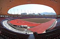 Uebersicht Stadion Letzigrund © Urs Bucher/EQ Images
