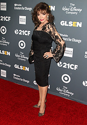 2018 GLSEN Respect Awards at The Beverly Wilshire Hotel in Beverly Hills, California on 10/19/18. 19 Oct 2018 Pictured: Joan Collins. Photo credit: River / MEGA TheMegaAgency.com +1 888 505 6342