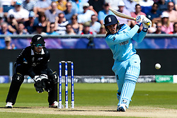 Jason Roy of England batting - Mandatory by-line: Robbie Stephenson/JMP - 03/07/2019 - CRICKET - Emirates Riverside - Chester-le-Street, England - England v New Zealand - ICC Cricket World Cup 2019 - Group Stage