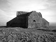 6 - The Hellfire Club, Mount Pelier Hill. co.Dublin ñ 1725.JPG