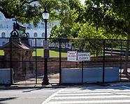 the Capitol  Washington DC