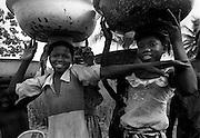Lagos Girls on Market day