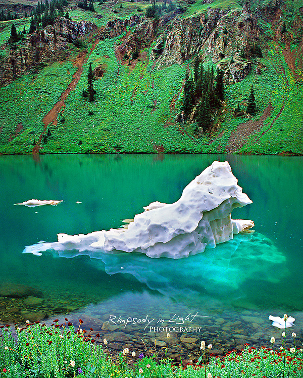 Iceberg, Mount Sneffels Wilderness Area