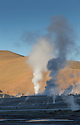 Tatio Geysers, Antofagasta Regain, Atacama Desert, Chile, South America