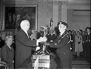 Irish Red Cross - President's Trophy .21/06/1958 .