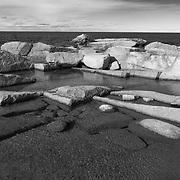 Rocks at Annisquam, Gloucester, MA