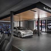 Lucid Motors Meatpacking New York City