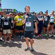 NLD/Amsterdam/20180701 - Evers staat op Run 2018, Edwin Evers