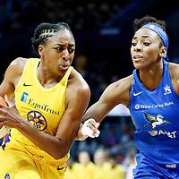 07-18 DALLAS WINGS AT LA SPARKS