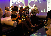 TYLER WEATHERALL; LANA ACHEAMPONG; JESSICA BARRETT; LUCY COX. Elizabeth Arden's 'Eight Hour' party. Kingly St. London. 7 August 2008. *** Local Caption *** -DO NOT ARCHIVE-© Copyright Photograph by Dafydd Jones. 248 Clapham Rd. London SW9 0PZ. Tel 0207 820 0771. www.dafjones.com.