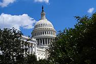 WASHINGTON - JUNE 30, 2019: The U.S. Capital building is seen June 30, 2019, in Washington, D.C.