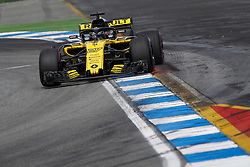 July 21, 2018 - Hockenheim, Germany - Motorsports: FIA Formula One World Championship 2018, Grand Prix of Germany, .#27 Nico Hulkenberg (GER, Renault Sport Formula One Team) (Credit Image: © Hoch Zwei via ZUMA Wire)