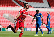 Middlesbrough v Getafe CF 010815