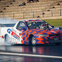 Don Freind (3498) - Holden VU Maloo Ute Supercharged Outlaw.