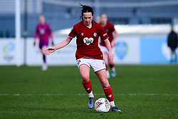 Olivia Chance of Bristol City - Mandatory by-line: Ryan Hiscott/JMP - 08/12/2019 - FOOTBALL - Stoke Gifford Stadium - Bristol, England - Bristol City Women v Birmingham City Women - Barclays FA Women's Super League