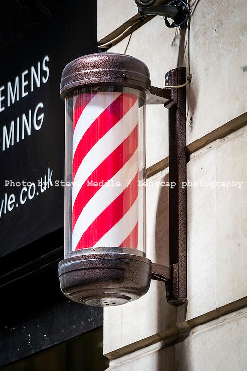 Barber's Pole - Aug 2013.