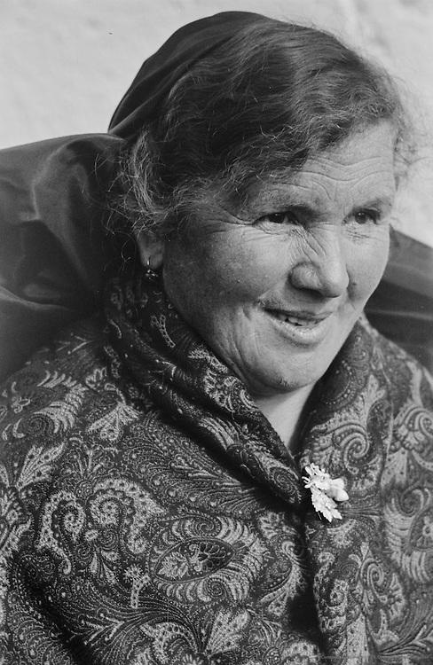 Frau Schöttel, Molln, Austria, 1935