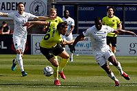 Harry Cardwell. Boreham Wood FC 0-3 Stockport County. Vanarama National League. Meadow Park. 24.4.21
