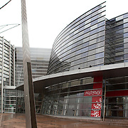 The Christchurch Art Gallery, Christchurch, South Island, New Zealand. 9th June 2011