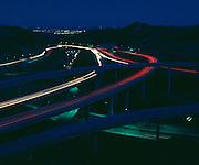 Interstate 5 Interchange North of L.A.