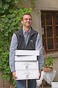 Guillaume Mochel owner dom frederic mochel traenheim alsace france