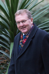 Downing Street, London, February 9th 2016.  Scotland Secretary David Mundell arrives in Downing Street for the weekly cabinet meeting. ///FOR LICENCING CONTACT: paul@pauldaveycreative.co.uk TEL:+44 (0) 7966 016 296 or +44 (0) 20 8969 6875. ©2015 Paul R Davey. All rights reserved.