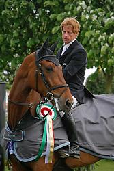 Ehning Marcus (GER) - Noltes Küchengirl<br /> Winners Hamburg Mannheimer Grand Prix <br /> CSIO Lummen 2009<br /> Photo © Dirk Caremans