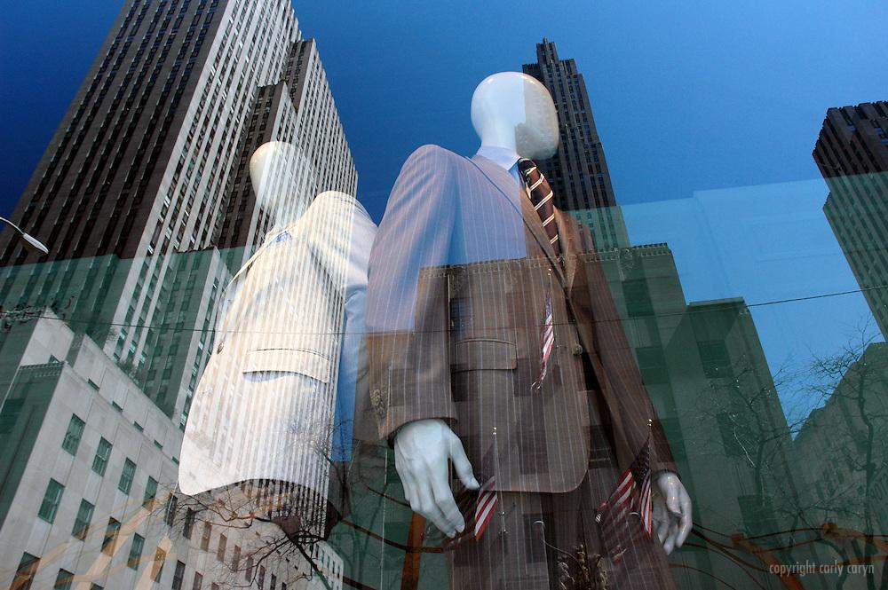 Saks Fifth Avenue spring, menswear suits
