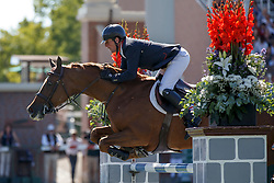 Williams Guy, (GBR), Titus<br /> BMO Nations Cup<br /> Spruce Meadows Masters - Calgary 2015<br /> © Hippo Foto - Dirk Caremans<br /> 12/09/15