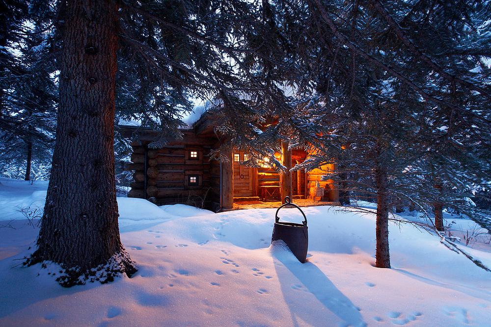 Knapp Ranch, Eagle County, Colorado