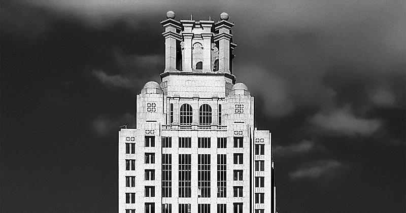 191 Peachtree Tower - Johnson/Burgee Architects Kendall/Heaton Associates, Inc.