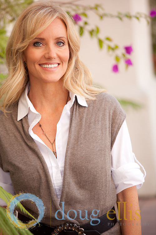 Professional author photos for Lori Anderson, San Diego, CA