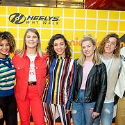 NLD/Amsterdam/20180325 - Nickelodeon Kid's Choice Awards 2018, Spangas cast