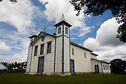 Serro_MG, Brasil...Igreja Matriz de Sao Gonçalo do Rio das Pedras...The Sao Goncalo do Rio das Pedras mother church...Foto: LEO DRUMOND / NITRO
