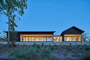 Short Mountain House | Sanders Pace Architecture | Short Mountain, Tennessee