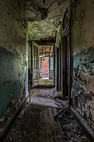 he Allegany County Poorhouse, Upstate NY. Established in 1831, it was home to the poor, insane, and physically/mentally handicapped adults and children.