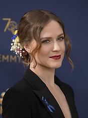 Prime Time Emmy Awards - 17 Sep 2018