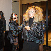 NLD/Amsterdam/20151110 - Life After Football Award 2015, Stephanie Bertram Rose