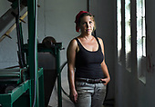 Cider Producer Autumn Stoscheck of Eve's Cidery