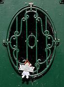 Berlin-Grünau. GERMANY.  Boathouses, Architectural Features Window, Doors. Frühregatta Thursday 29/04/2011 [Mandatory Credit; Peter Spurrier/Intersport-images]