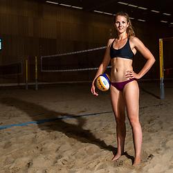 06-07-2018 NED: EC Beach teams Netherlands, The Hague<br /> Jolien Sinnema