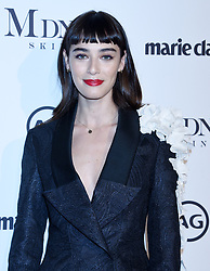 """Sydelle Noel at 2018 Marie Claire """"Image Makers Awards"""" held at the Delilah LA on January 11, 2018 in West Hollywood, CA. Janet Gough/AFF-USA.com. 11 Jan 2018 Pictured: Margaux Brooke. Photo credit: MEGA TheMegaAgency.com +1 888 505 6342"""