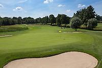 HENGELO (GLD) - hole 15.  golfbaan 't Zelle . COPYRIGHT KOEN SUYK