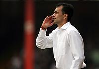 Photo: Rich Eaton.<br /> <br /> Bristol City v Swansea City. Coca Cola League 1. 07/04/2007. Roberto Martinez manager of Swansea