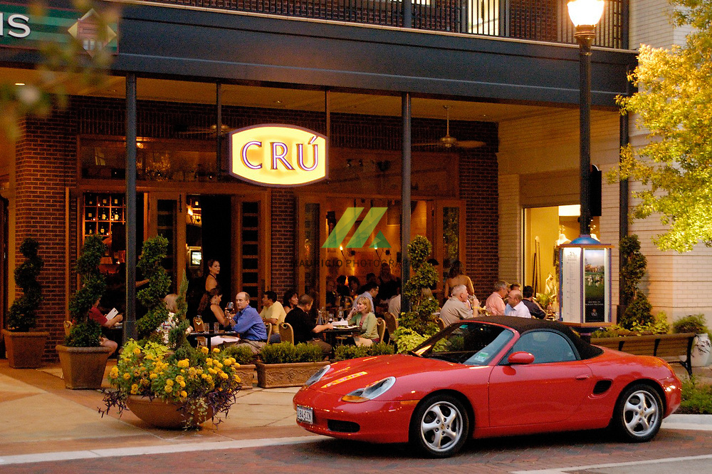 """""""Market Street really has a magic air about it and Cru is a wonderful addition to that ambience."""""""